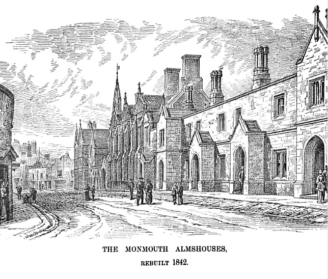Monmouth_Alms_Houses_1