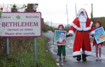 Bethlehem Santa MRM