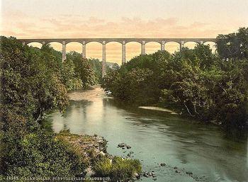 800px-Pontcysyllte_Aqueduct_-_Library_of_Congress