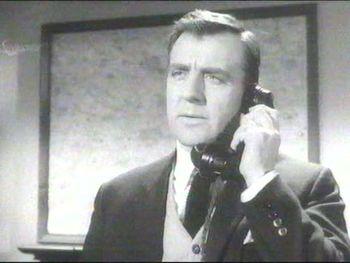 Glyn Houston in Emergency (1962)